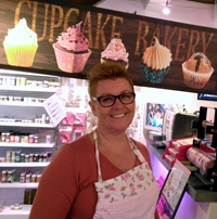 Cupcake & Co team - Jennifer Berkhof