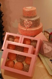 Cupcakes en taarten bij Cupcake & Co